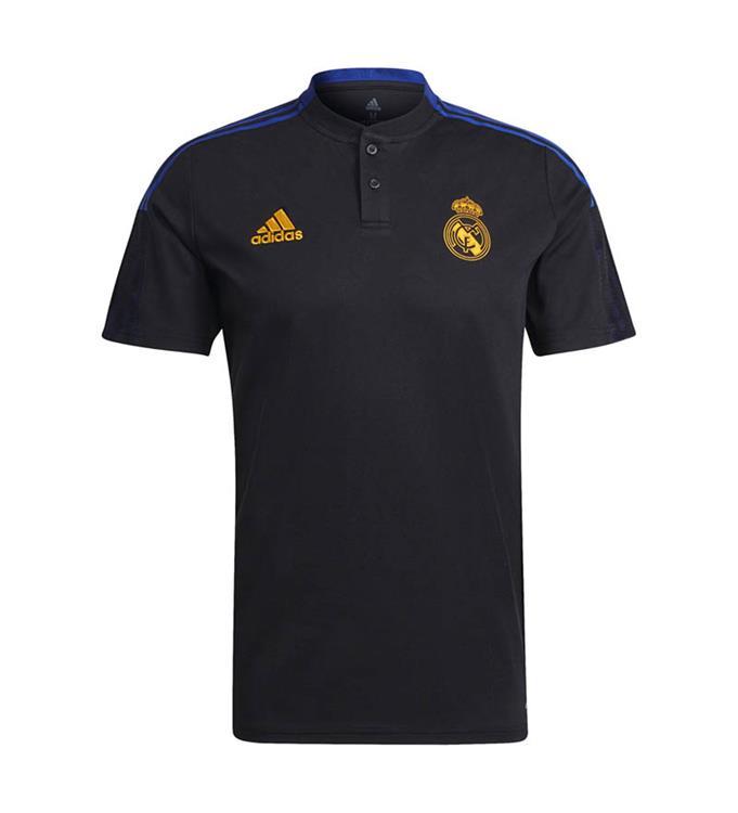 adidas Real Madrid Men Poloshirt 2021/2022