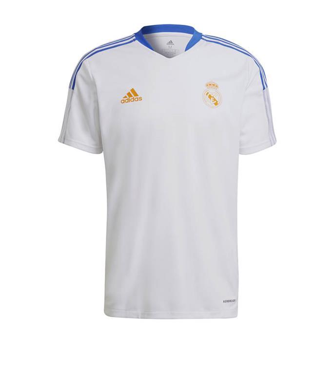 adidas Real Madrid Men Trainingsshirt 2021/2022