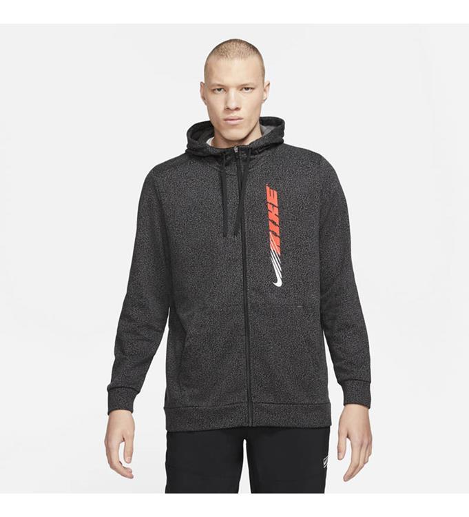 Nike Dri-FIT Mens Full Zipp Trainingshoodie