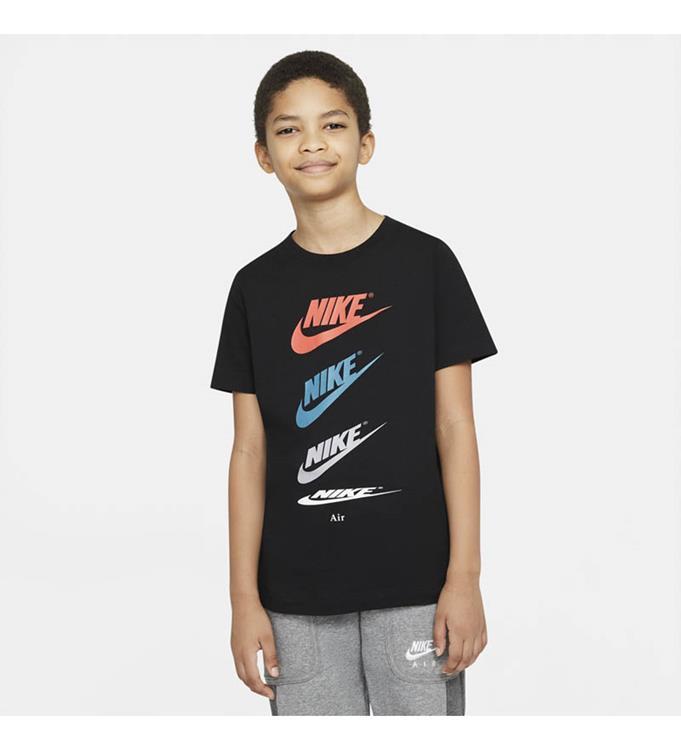 Nike Sportswear Boys Futura Repeat T-Shirt