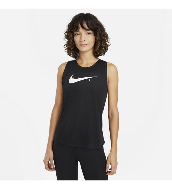 Nike WMN Swoosh Run Hardlooptanktop