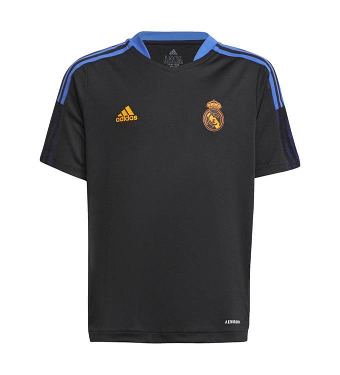 adidas Real Madrid JR Trainingsshirt 2021/2022