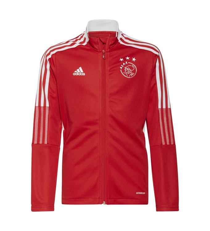 adidas Ajax Tiro Trainingsjack JR 2021/2022