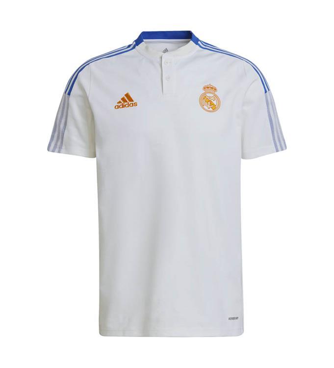 adidas Men Real Madrid Trainingspolo 2021/2022