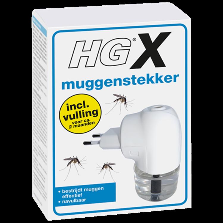 HGX muggenstekker
