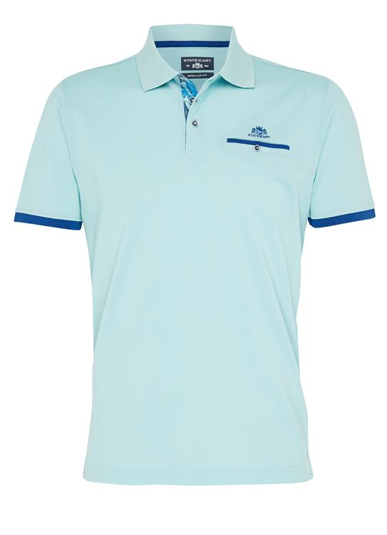 State Of Art Polo Pique SS