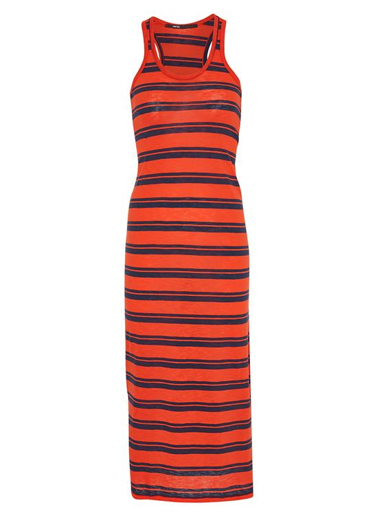 Penn & Ink Jurk Stripe
