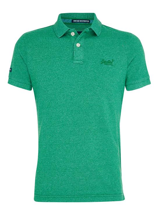 Superdry Polo Destroy