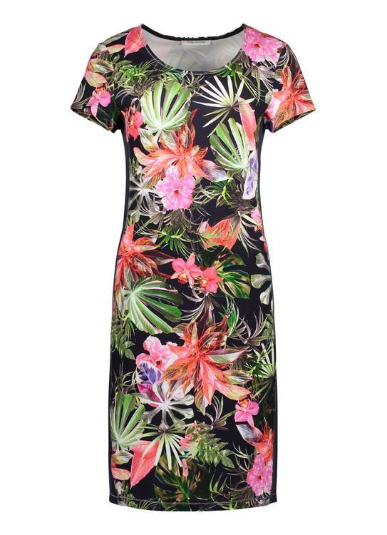 Betty Barclay Jurk Floral Jungle