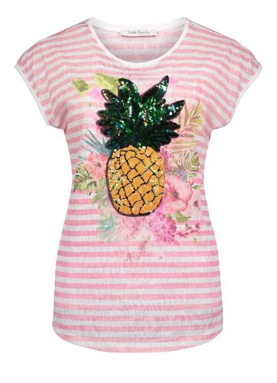 Betty Barclay T-Shirt Pineapple