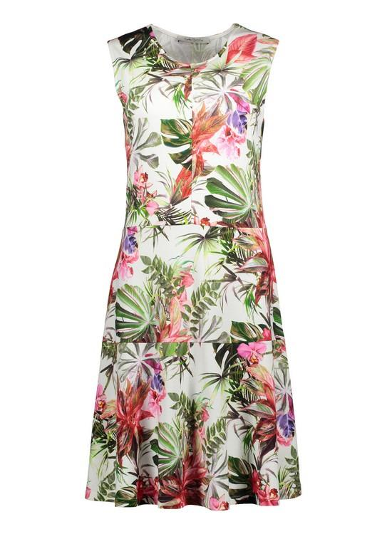 Betty Barclay Jurk Floral Jungle