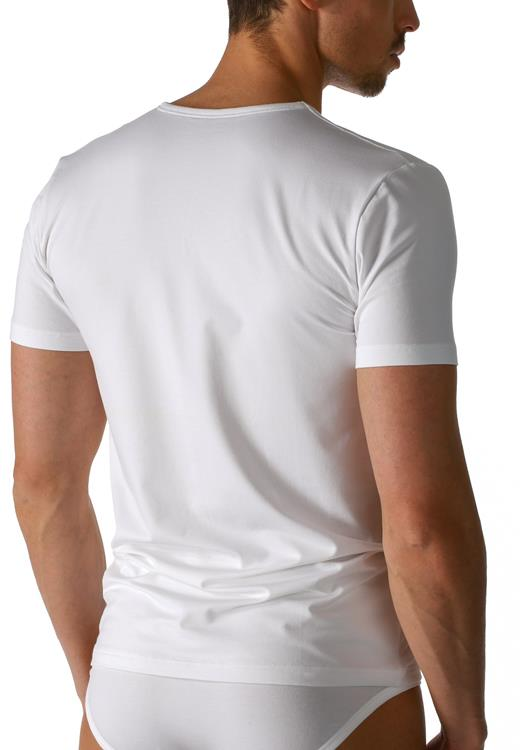 Mey V-neck Dry Cotton