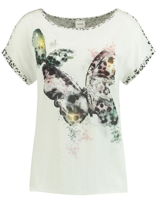 Taifun T-shirt Flower Clash