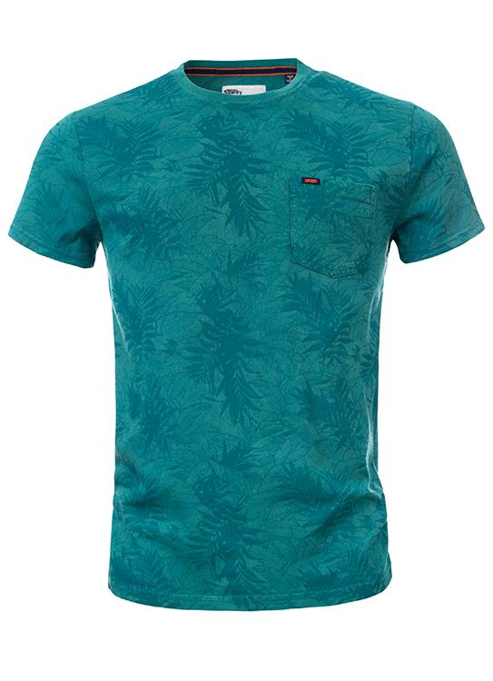 Superdry T-Shirt Leaves