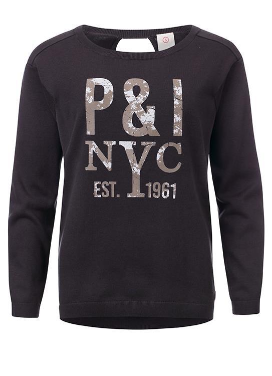Penn & Ink  Sweater Print