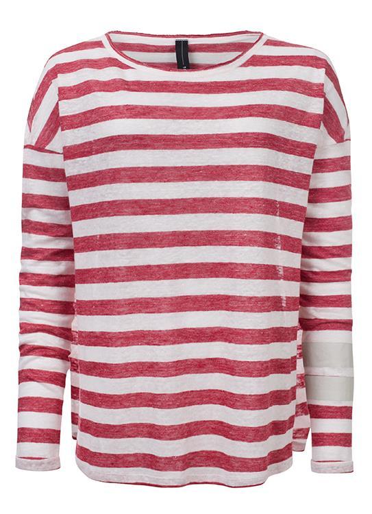 10 DAYS T-Shirt Stripe