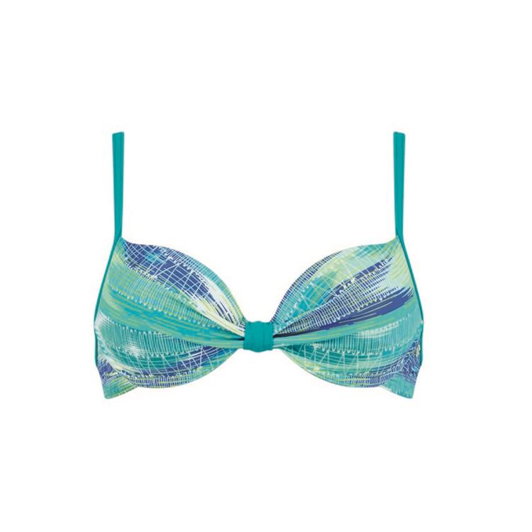 Sloggi Swim bikinitop Ocean Twilight