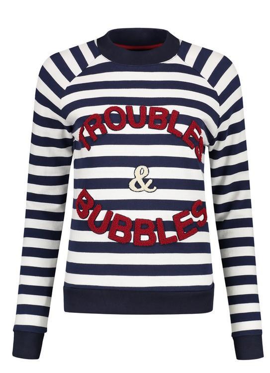 Nikkie Sweater Troubles & Bubbles