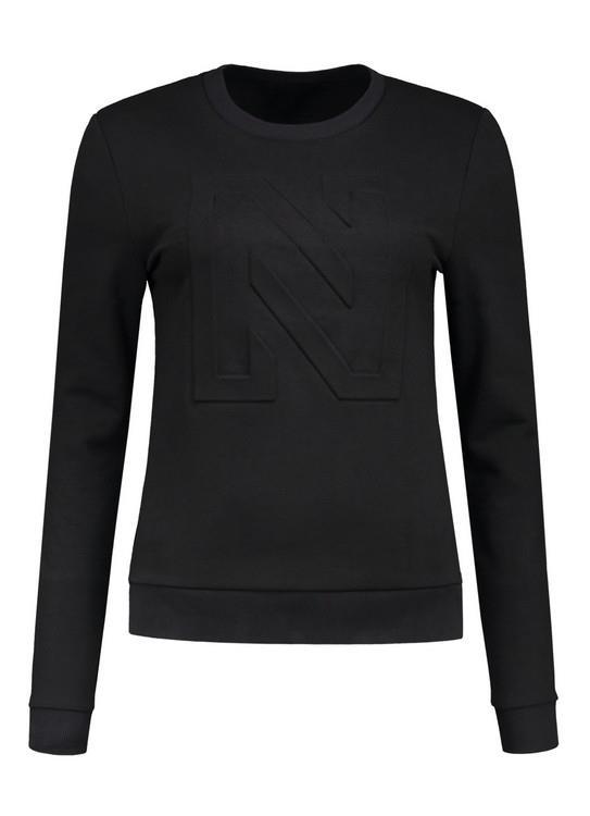 Nikkie Sweater 3D N Logo