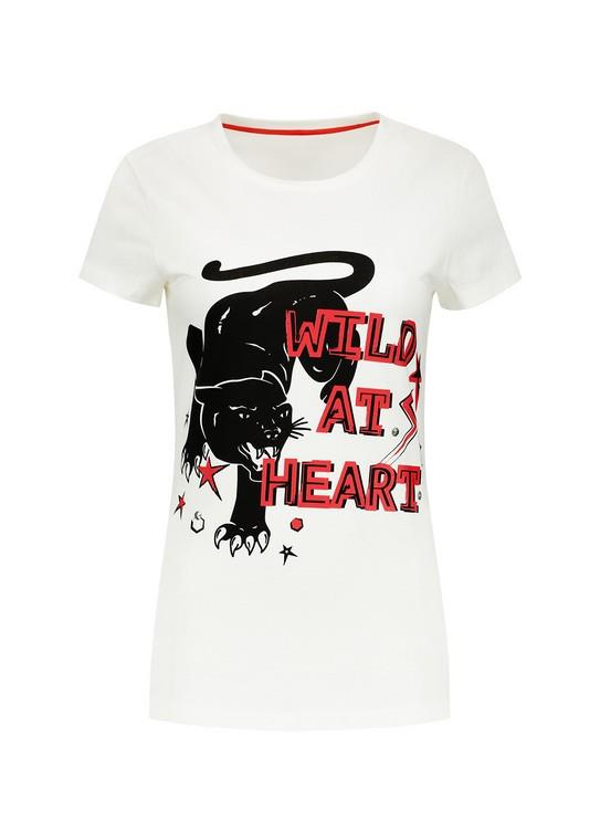 Nikkie T-Shirt Wild At Heart