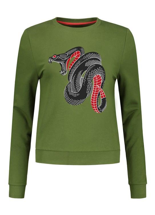 Nikkie Sweater Snake