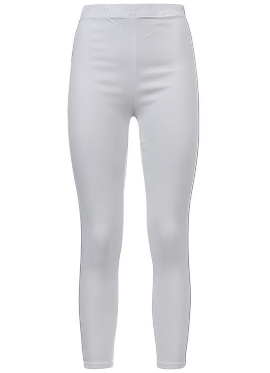 Transfer Legging Pearl Grey Melange