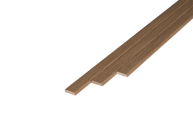 118 Plakplint Harvester Oak (5 x 24 mm. Lengte: 240 cm)