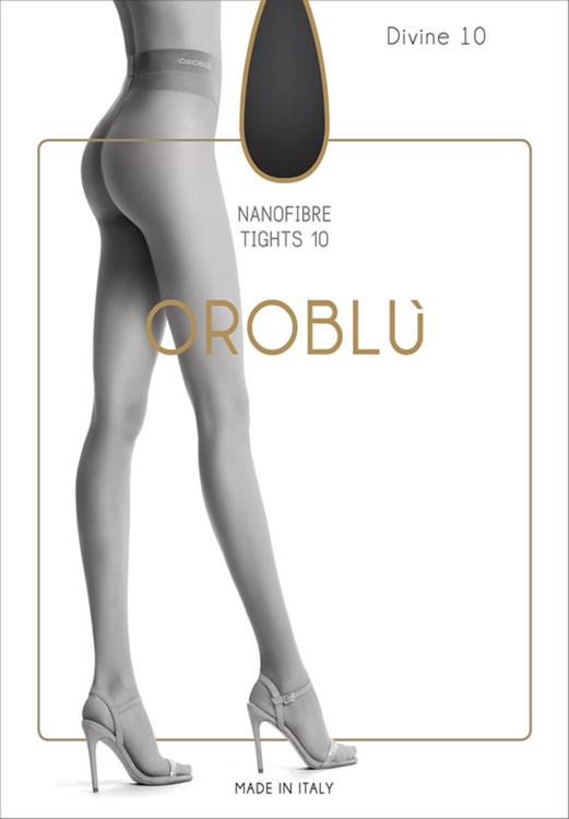 Oroblu divine panty 10 den nanofiber v