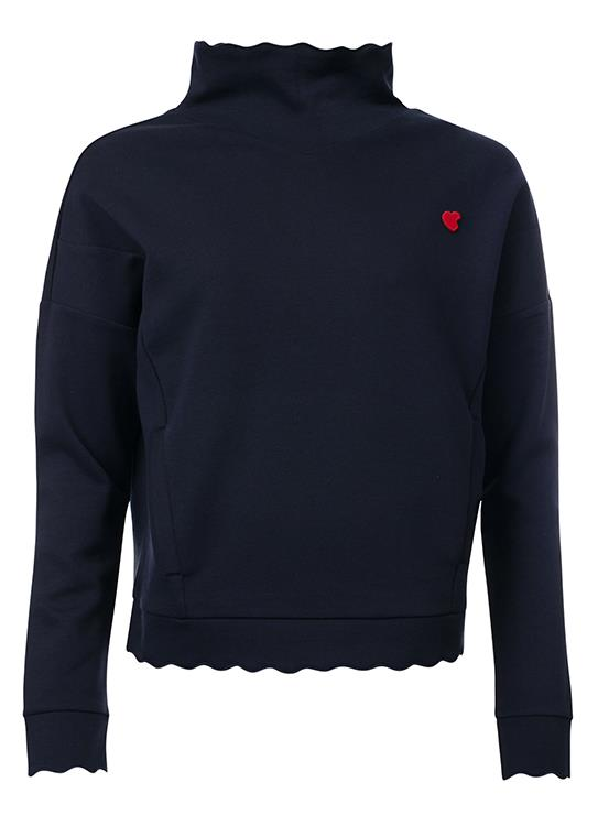 Amsterdams Blauw Jeans Sweater Edge