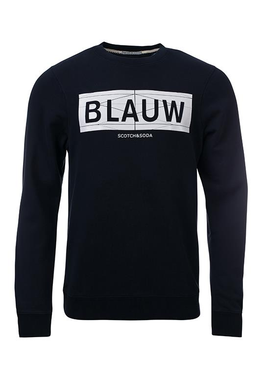 Amsterdams Blauw Sweater Artwork