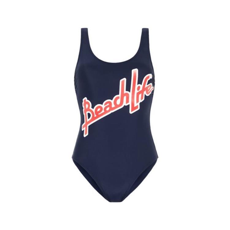 Beachlife badpak Black Iris