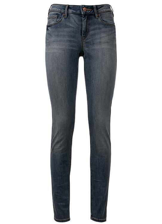 Amsterdams Blauw Jeans La Bohemienne