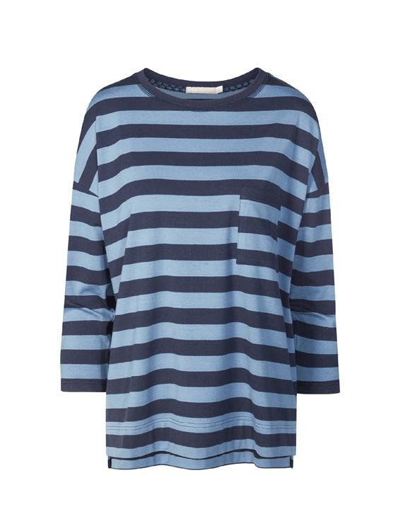 Mey Annika shirt driekwart mouw Night2day