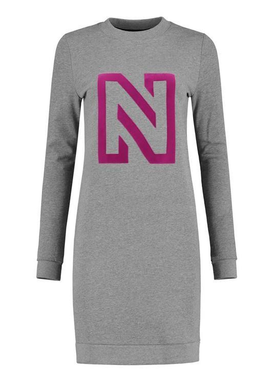 Nikkie Jurk N Logo Flock
