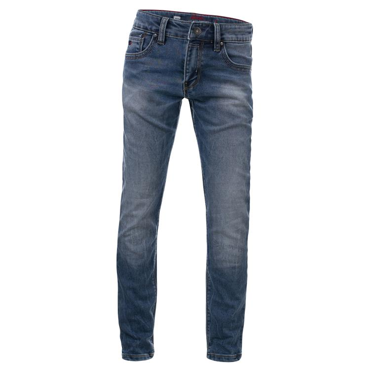Blue Rebel GROOVE - Ounch wash - slim fit jeans  - dudes