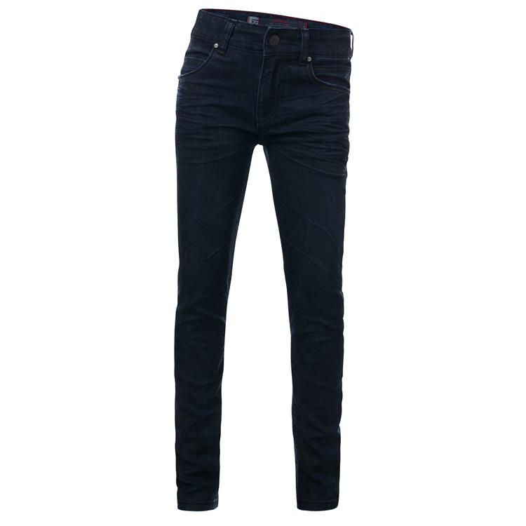 Blue Rebel SOLDER - Ink wash - skinny fit jeans  - dudes