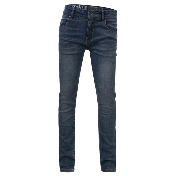 Blue Rebel SOLDER - Dawn wash - skinny fit jeans  - dudes