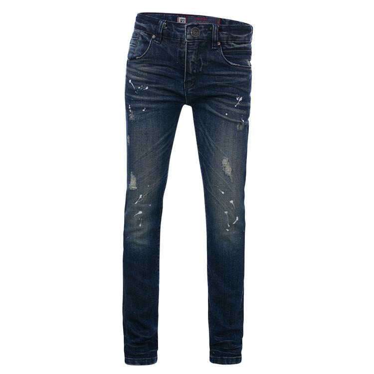 Blue Rebel BRIDGE - Square wash -  jeans  - dudes