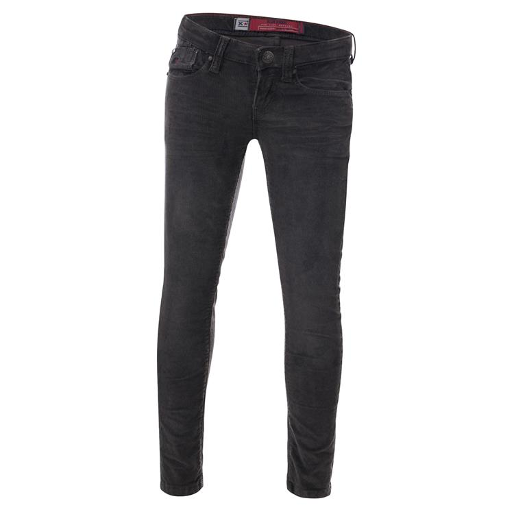 Blue Rebel PYRIET - Dark grey - ultra skinny fit pants - betties