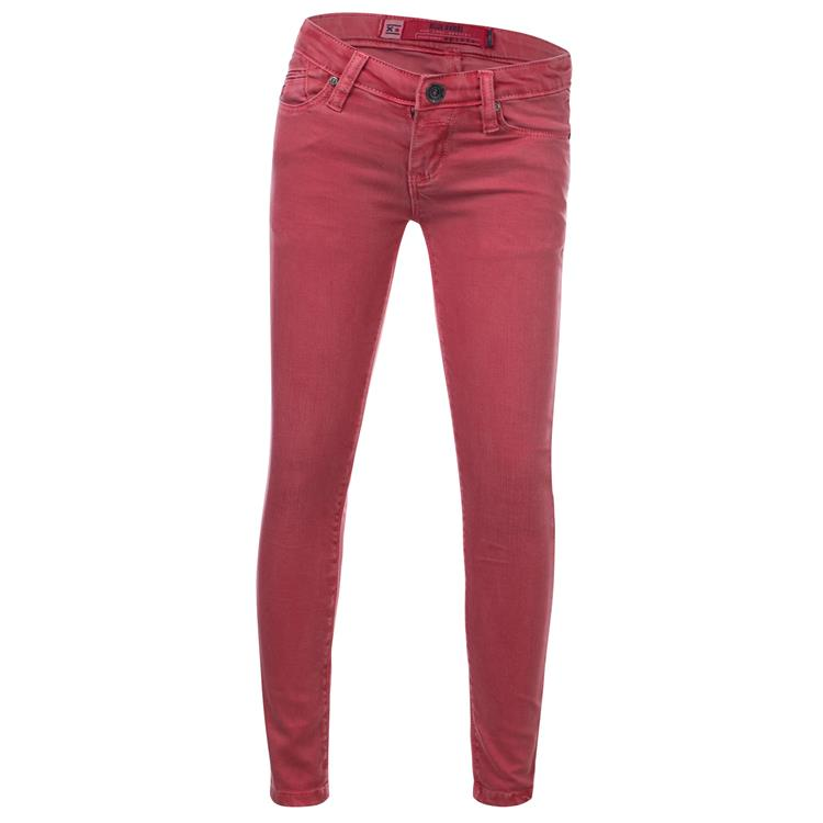 Blue Rebel COPAL - Pale red - ultra skinny fit jeans  - betties