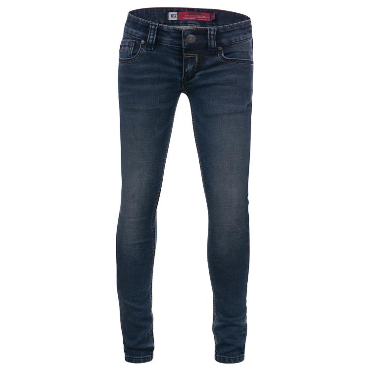 Blue Rebel PYROPE - Dust wash - ultra skinny fit jeans  - betties