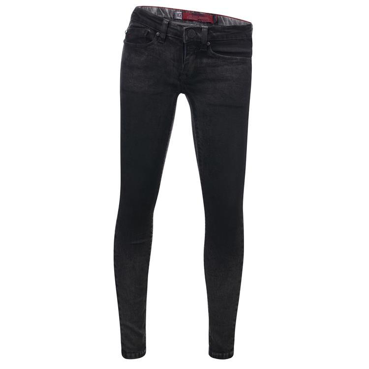 Blue Rebel PYRIET - Grey wash - ultra skinny fit jeans  - betties