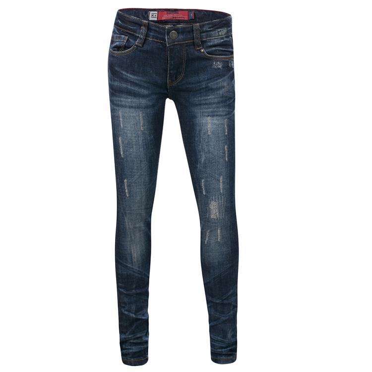 Blue Rebel PYRIET - Deep sea wash - ultra skinny fit jeans  - betties