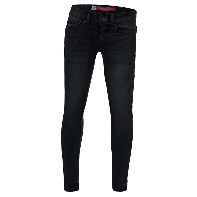 Blue Rebel SAPHIRE - Black wash - ultra skinny fit jeans  - betties