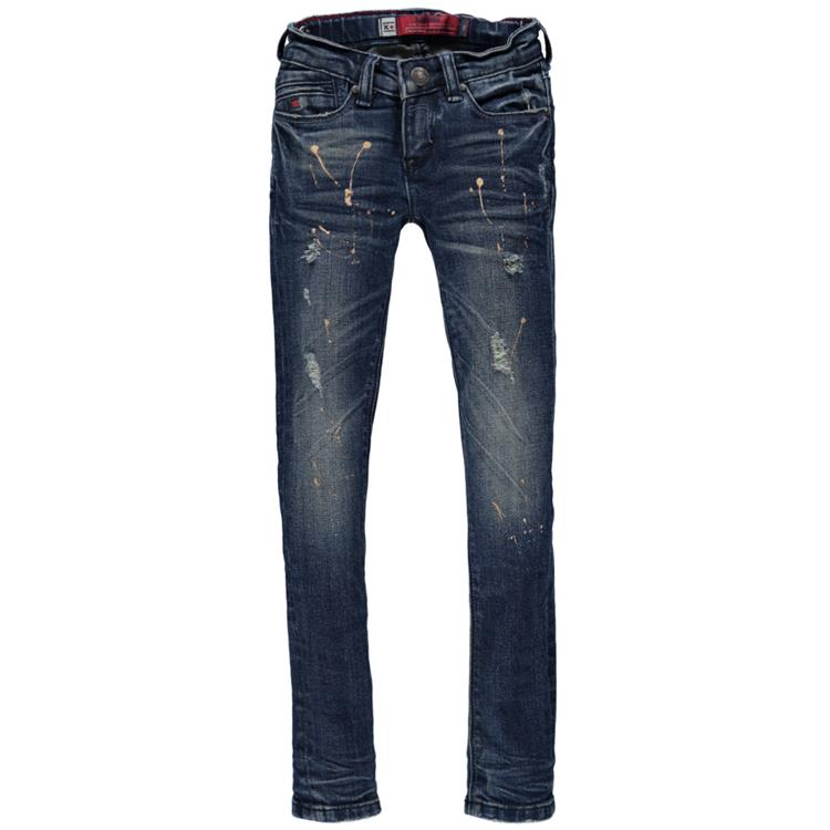 Blue Rebel COPAL - Square wash - ultra skinny fit jeans  - betties