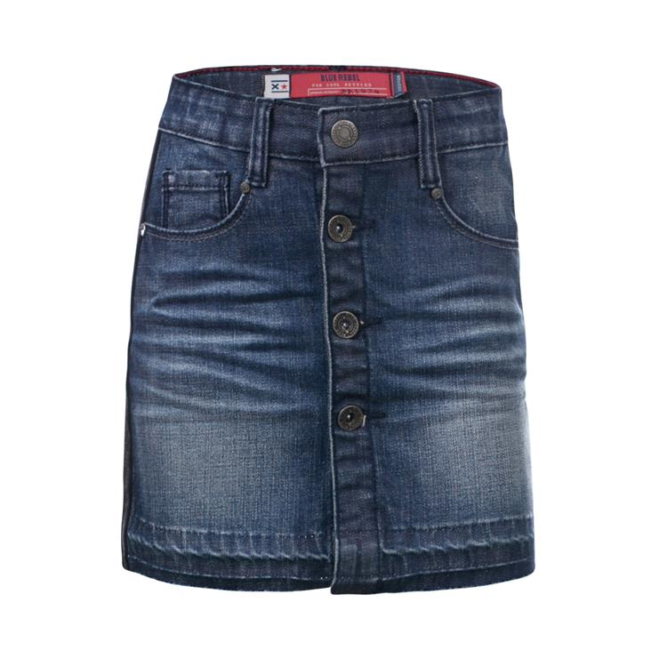 Blue Rebel JAYDEE - Square wash -  skirt - betties