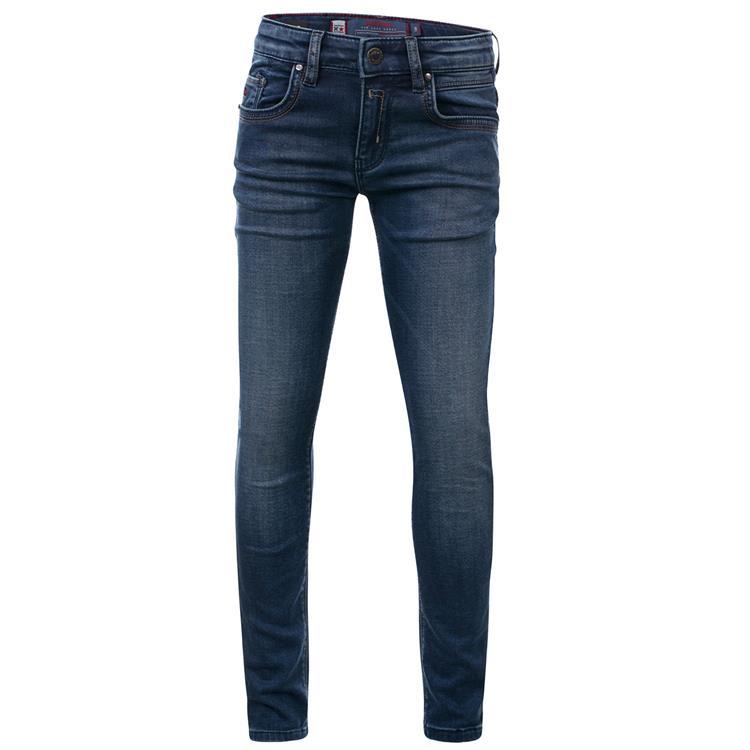 Blue Rebel MINOR - Dust wash - skinny fit jeans  - dudes