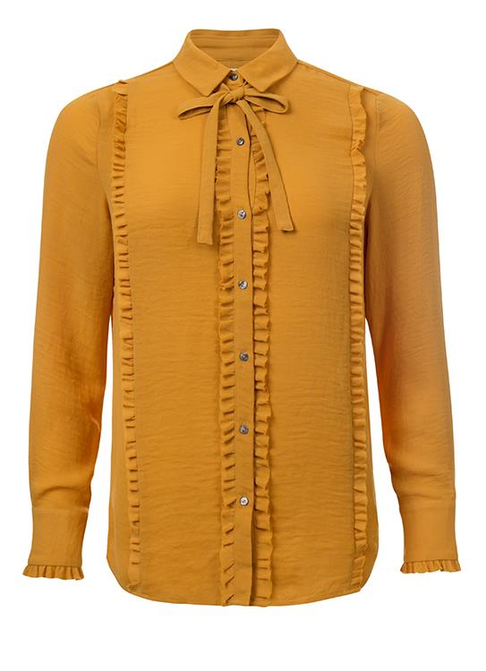 Maison Scotch Blouse Ruffles