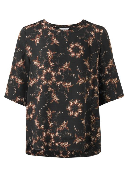 YAYA T-shirt SS 190154-825