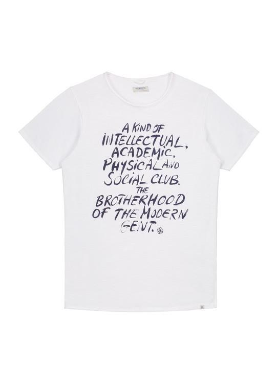 Dstrezzed T-Shirt Slub